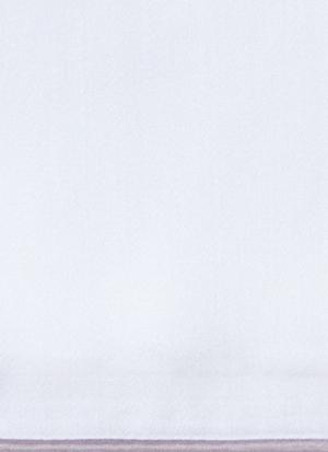 Образец ткани для пошива постельного белья - модель Lion - цвет incenso/сирень - египетский хлопок 100%