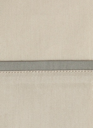 Образец ткани для пошива постельного белья - модель Andrea цвет Maiol - египетский хлопок 100%