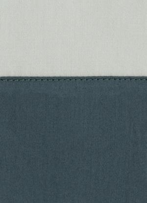Образец ткани для пошива постельного белья - модель Ariano - цвет Mare - египетский хлопок 100%