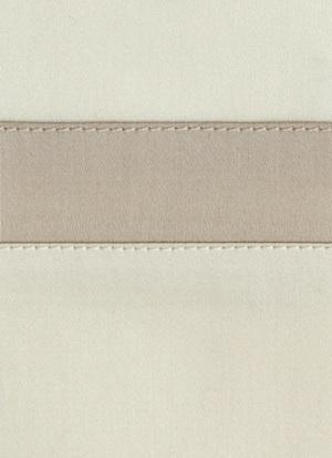 Образец ткани для пошива постельного белья - модель Cristina - цвет Maiol - египетский хлопок 100%
