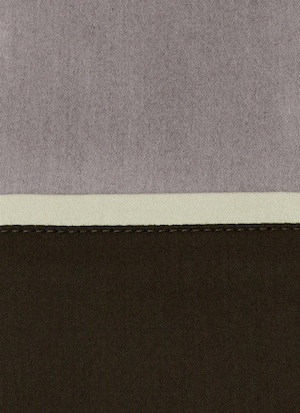 Образец ткани для пошива постельного белья - модель Murano - цвет Cafe - египетский хлопок 100%