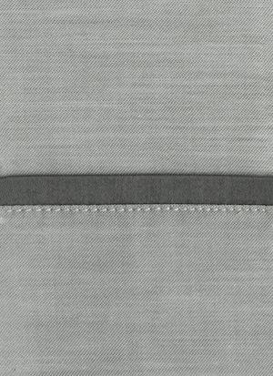 Образец ткани для пошива постельного белья - модель Polo цвет Griggio - египетский хлопок 100%