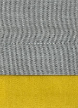 Образец ткани для пошива постельного белья - модель Samuele цвет Dijon - египетский хлопок 100%