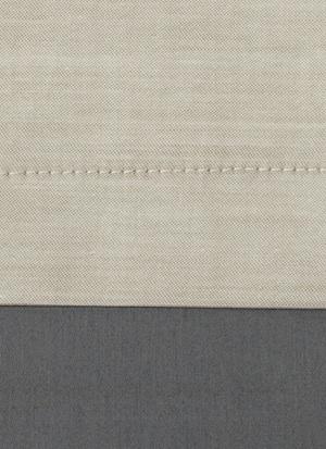 Образец ткани для пошива постельного белья - модель Celeste цвет Sabbia - египетский хлопок 100%