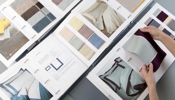 Разработка моделей текстиля для дома