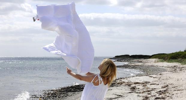 Пуховое одеяло - теплое и легкое