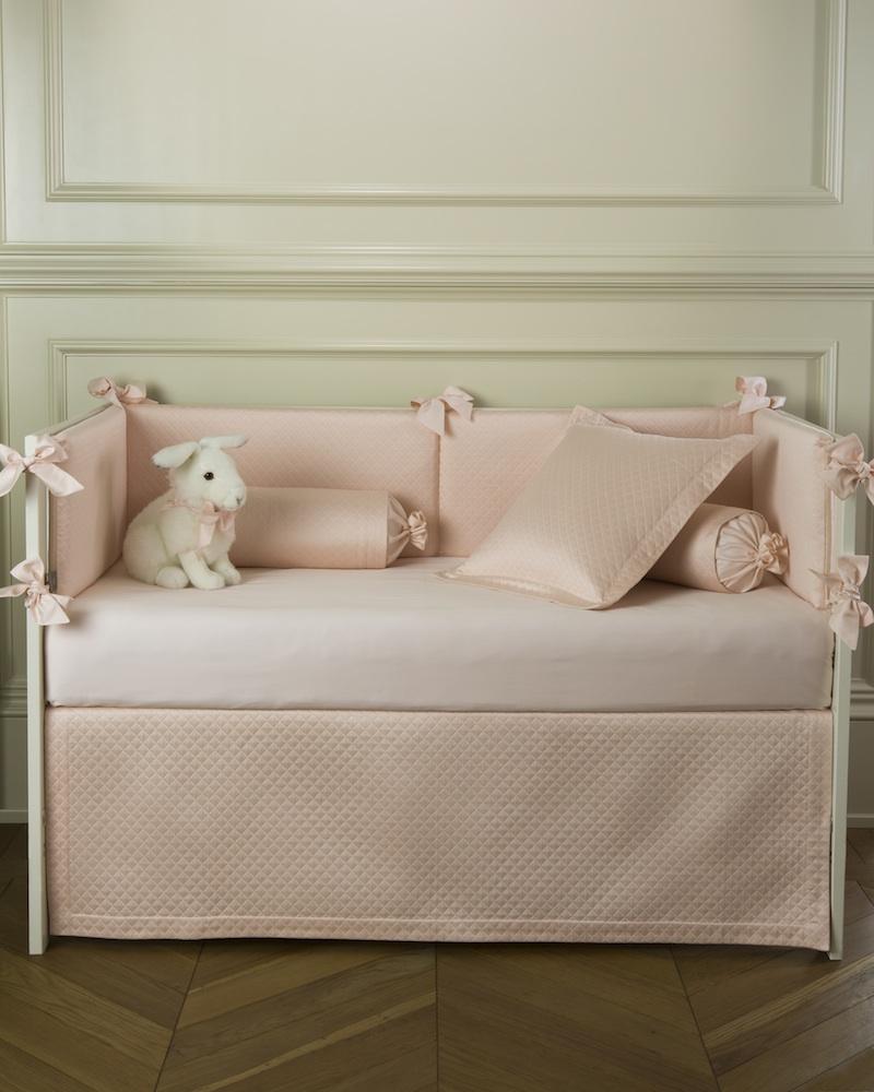 Бортик в кроватку 3ст Solo Rosa - fioridivenezia.ru