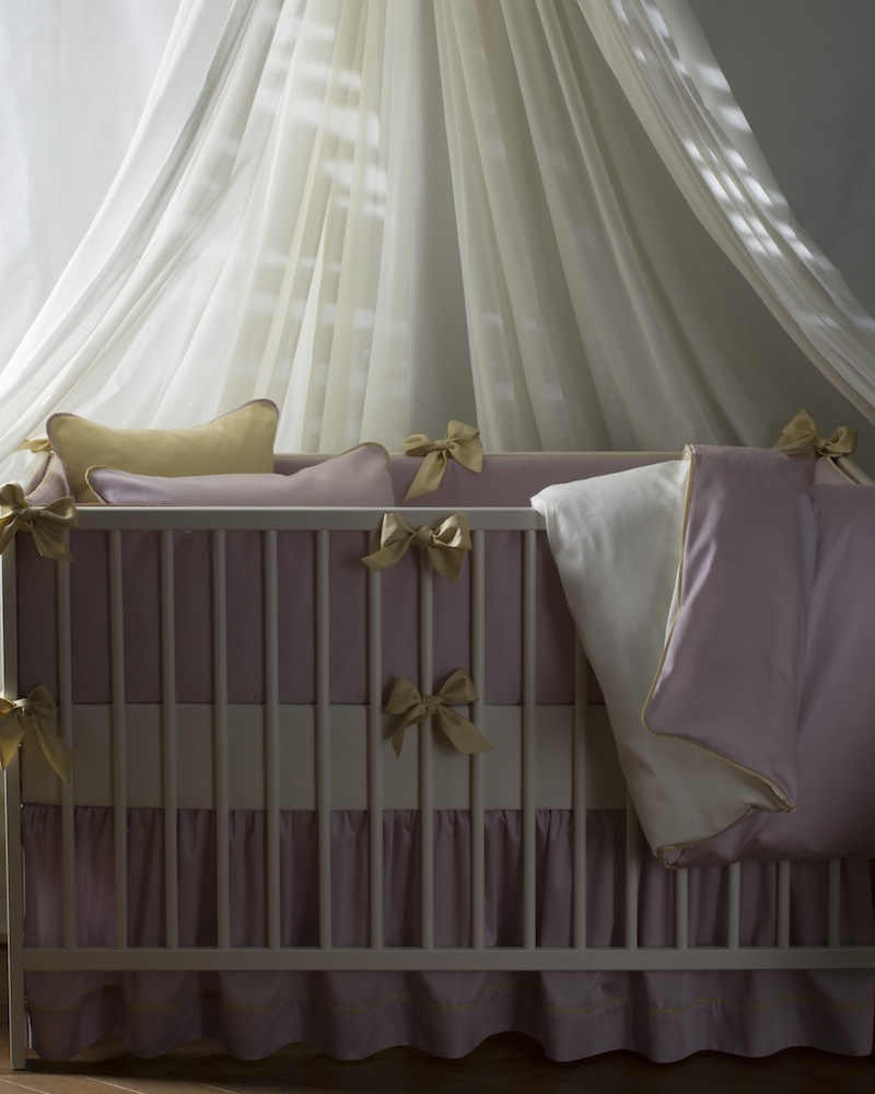 Бортик в детскую кроватку Candy Berry, состав хлопок 100% - fioridivenezia.ru