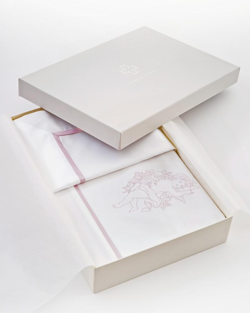Комплект детского постельного белья в коробке Angel Fly Lilla - fioridivenezia.ru