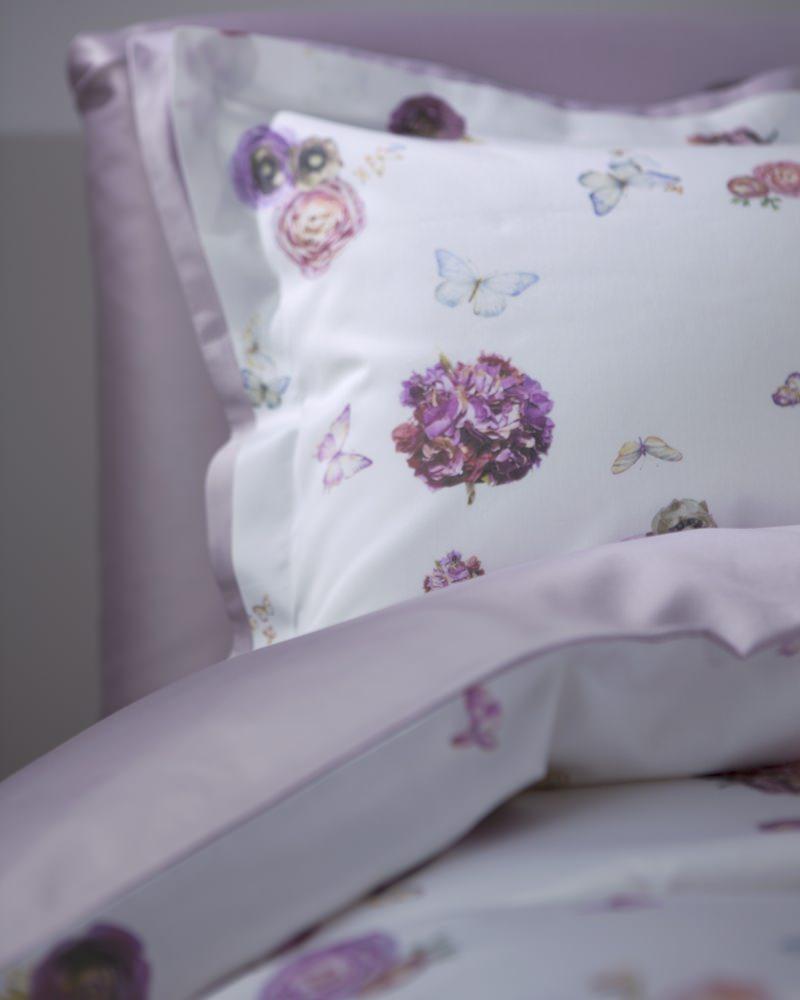 Комплект белья Flowers Lilla - пододеяльник - fioridivenezia.ru