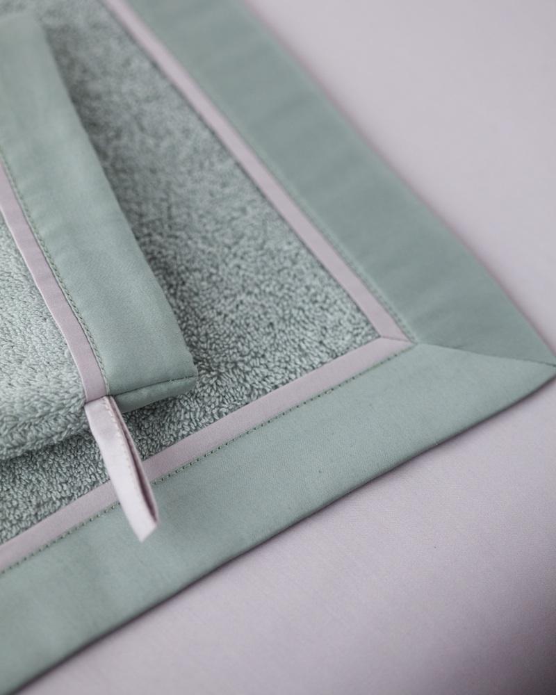 Полотенце и перчатка из махры Bon Ton Irish - fioridivenezia.ru