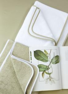 Полотенца 2 штуки Coppia Bianco