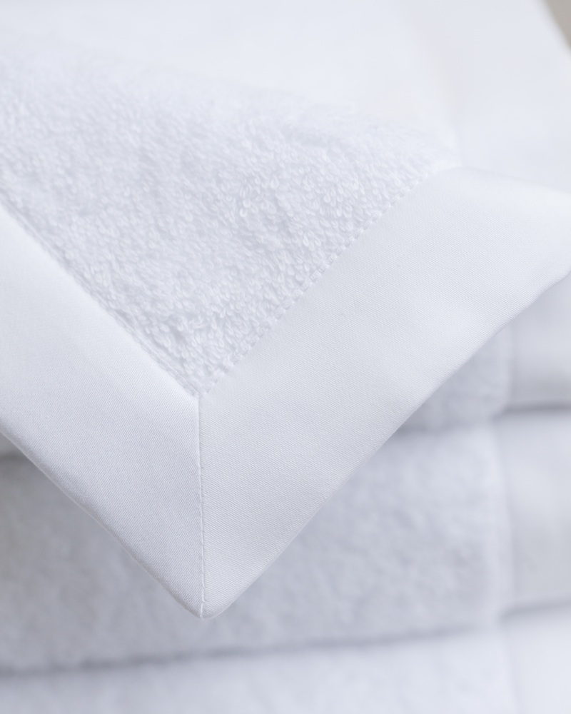 Набор махровых полотенец Molle Bianco - fioridivenezia.ru