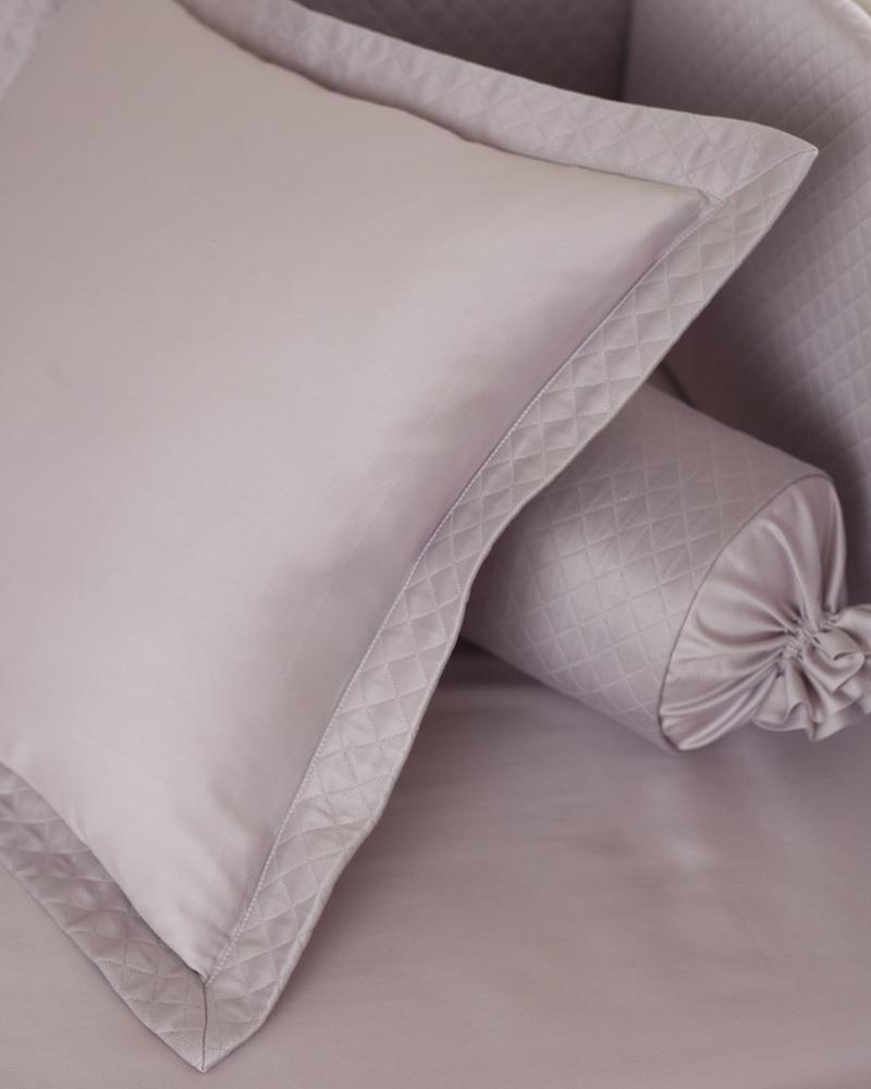Декоративная подушка и валик Solo Lilla - fioridivenezia.ru