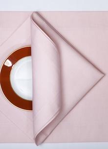 Салфетки Spinato Rosa salmerino