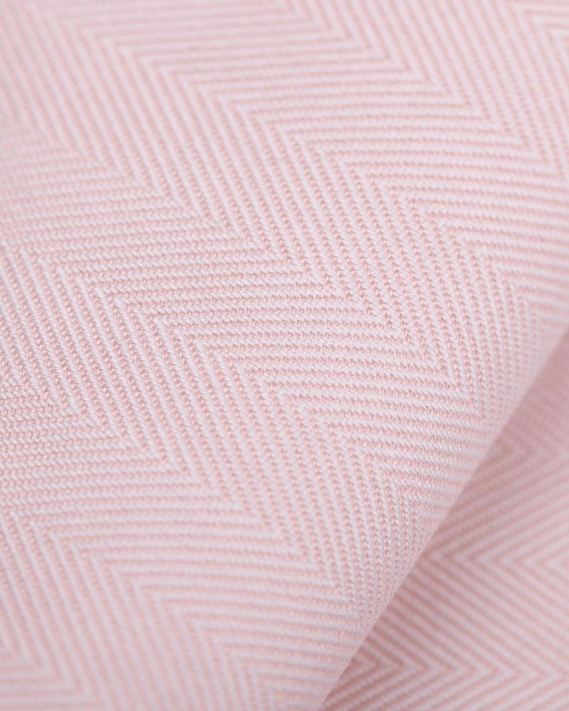 Ткань Spinato Rosa salmerino, состав хлопок 100% - fioridivenezia.ru
