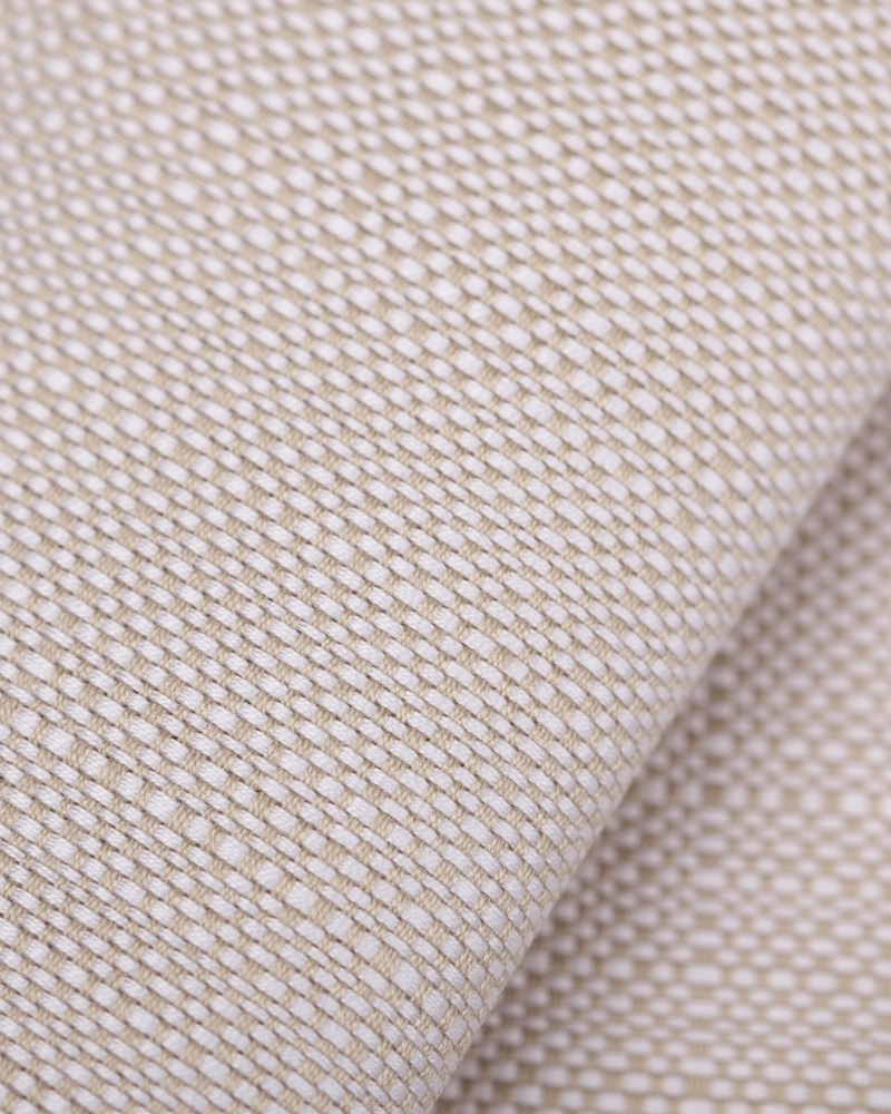 Ткань Canapa - цвет Sahara, кантик Sable, состав хлопок 100% - fioridivenezia.ru