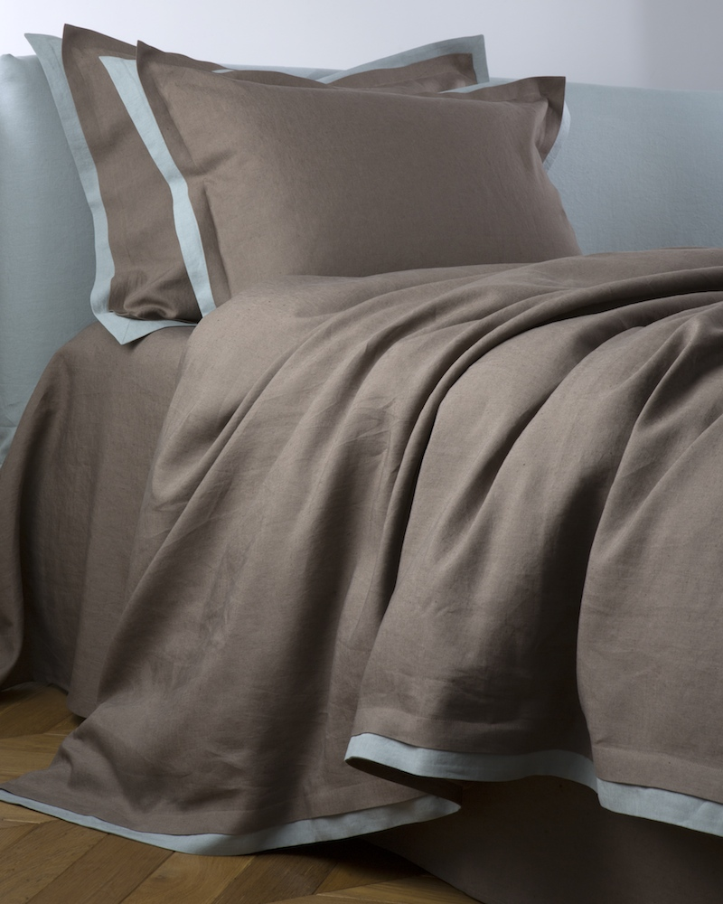 Комплект элитного постельного белья Vela Riccio W - fioridivenezia.ru