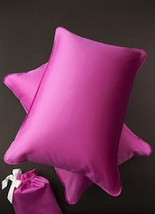Яркие наволочки Flash Pink