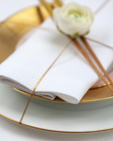 Набор салфеток 12 штук Cambridge Bianco