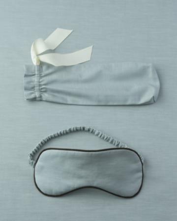 Бьюти очки для сна Silk Mint