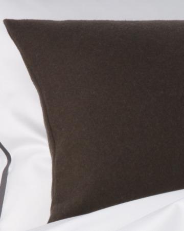 Декоративная подушка Tibet Brown размер 40смх40см