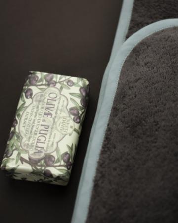 Полотенца 4 штуки Kelly Chocolate
