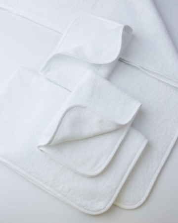Полотенца 4 штуки Tilda Bianco