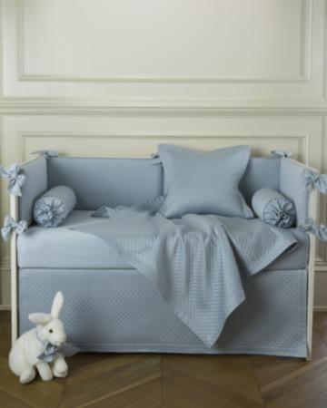 Комплект для детской кроватки Solo Blu