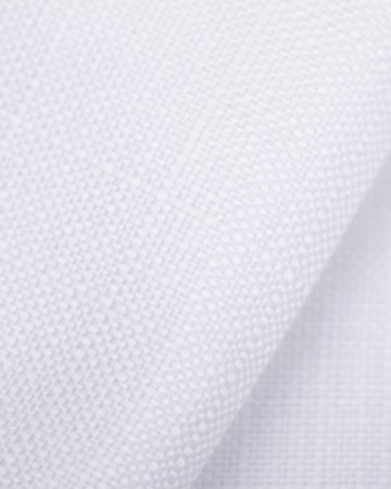 Скатерть Canapa Bianco - кант Grisaglia размер 150СМх150СМ