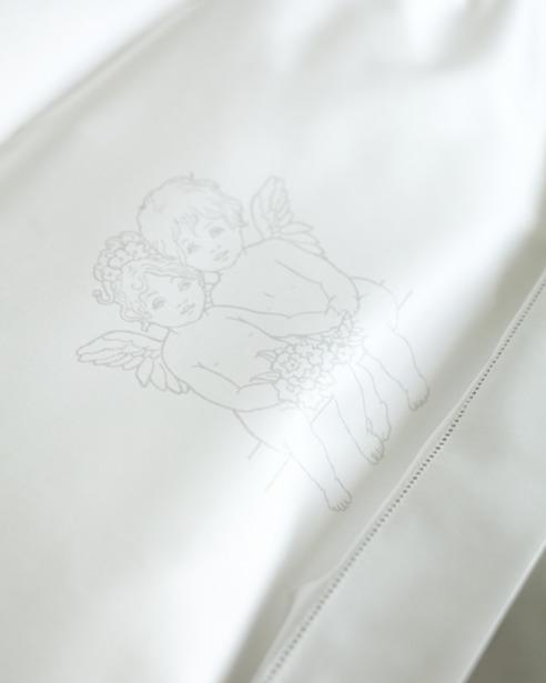 Постельное белье Angel Love Grey