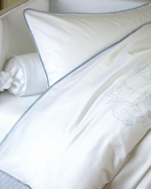 Постельное белье Angel Boy Blu