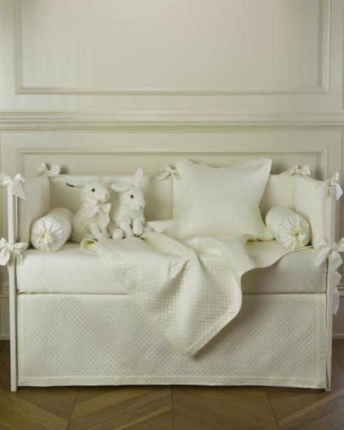 Комплект для детской кроватки Solo Avorio