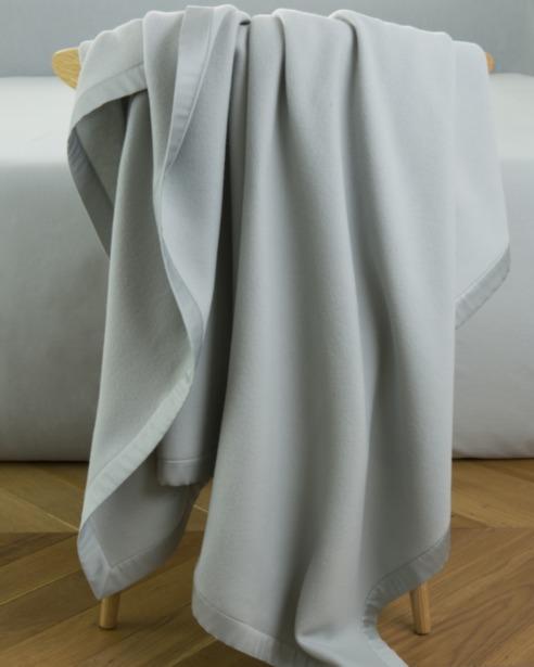 Плед из тибетской шерсти Lana Lilla - fioridivenezia.ru