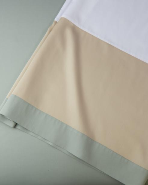 Юбка для детской кроватки Bon Ton Powder, состав хлопок 100% - fioridivenezia.ru