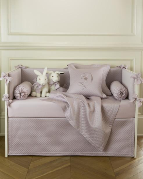 Юбка для кроватки Solo Lilla - fioridivenezia.ru