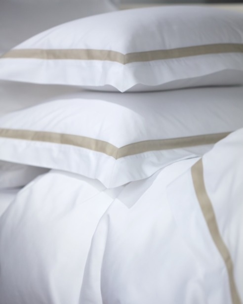 Комплект постельного белья San Antonio Sable - подушки - fioridivenezia.ru