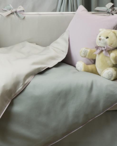 Комплект детского постельного белья Bon Ton Irish - fioridivenezia.ru