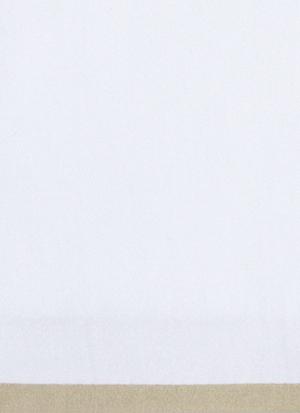 Образец ткани для пошива постельного белья - модель Carmini - цвет Sable/песок - египетский хлопок 100%