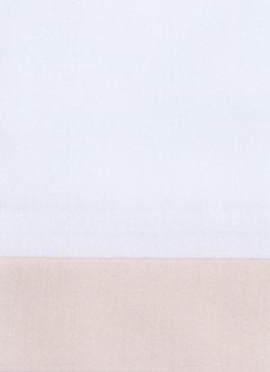 Образец ткани для пошива постельного белья - модель Canonica - цвет Rosemary/роза - египетский хлопок 100%