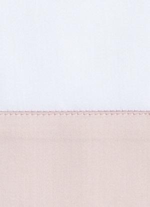 Образец ткани для пошива постельного белья - модель Foscari - цвет Rosemary/роза - египетский хлопок 100%