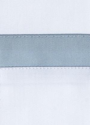 Образец ткани для пошива постельного белья - модель San Antonio - цвет Incenso/сирень - египетский хлопок 100%