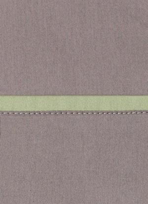 Образец ткани для пошива постельного белья - модель Andrea - цвет Vite - египетский хлопок 100%