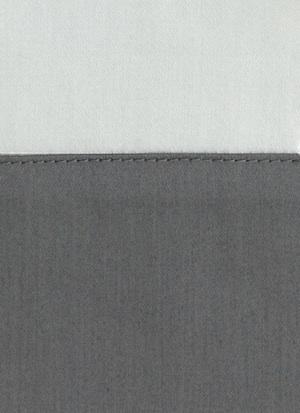 Образец ткани для пошива постельного белья - модель Ariano цвет Griggio - египетский хлопок 100%