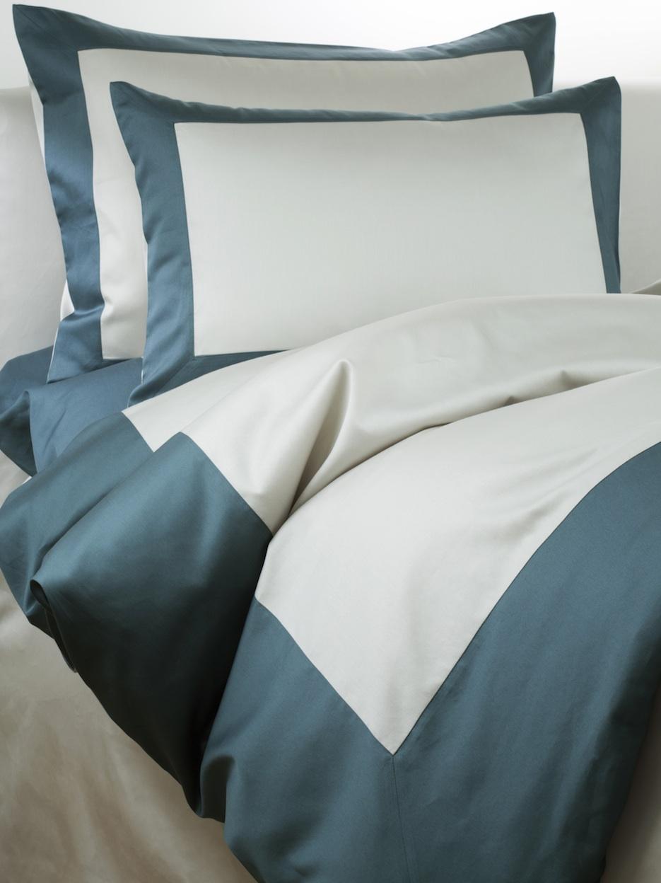 Постельное белье - модель Ariano - цвет Mare - египетский хлопок 100%
