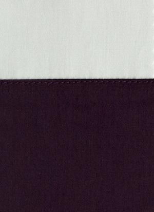 Образец ткани для пошива постельного белья - модель Ariano цвет Rubino - египетский хлопок 100%