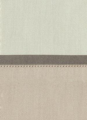 Образец ткани для пошива постельного белья - модель Clemente - цвет Panna - египетский хлопок 100%