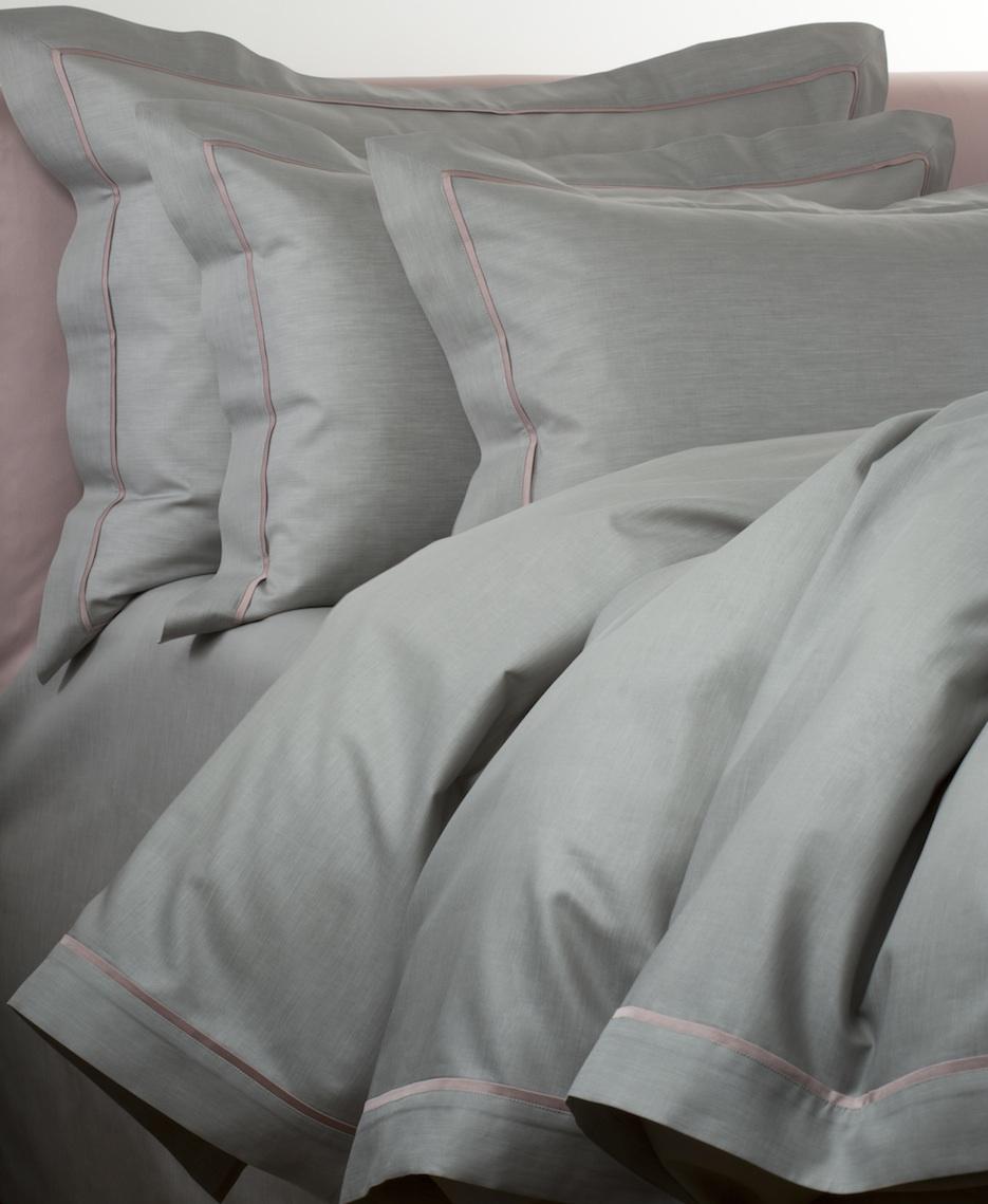 Постельное белье - модель Lia - цвет Margo - египетский хлопок 100%