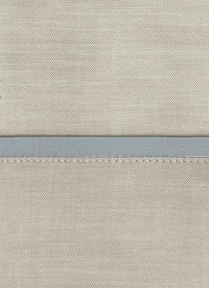 Образец ткани для пошива постельного белья - модель Lia цвет Land - египетский хлопок 100%