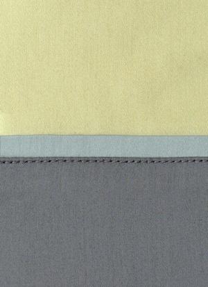 Образец ткани для пошива постельного белья - модель Murano - цвет Griggio - египетский хлопок 100%